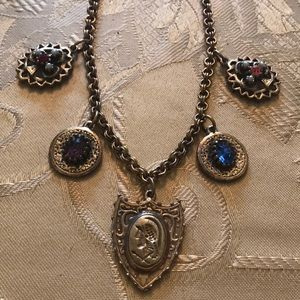 Vintage Charm Necklace